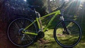 VTT - vélo de trekking