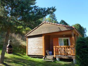 Camping les Fauvettes Saint-Préjet d'Allier