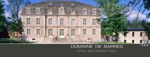 Hôtel du Domaine des Barres à Langogne