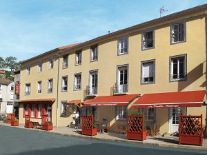 La Vieille Auberge St-Privat-d'Allier