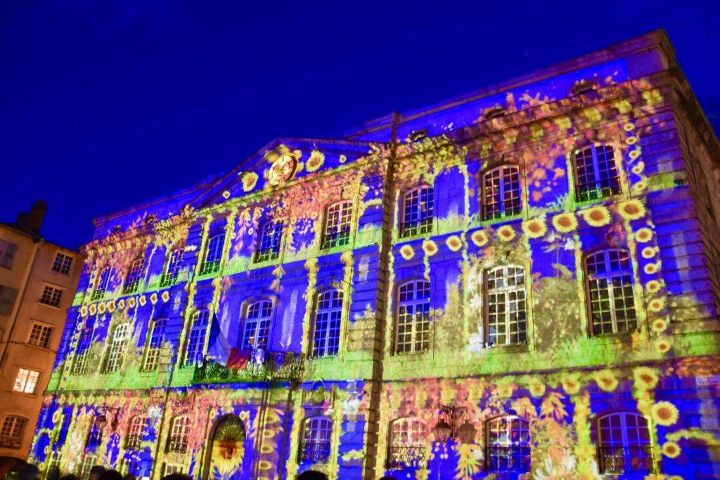 Puy de Lumières - Hôtel de Ville du puy-en-Velay