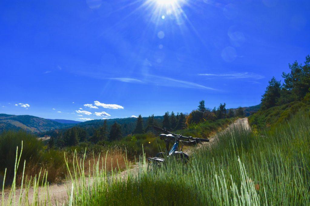 Le Chemin de Stevenson à vélo