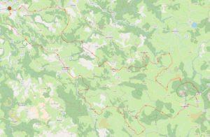 Escapade sur un plateau à vélo électrique - Haute-Loire