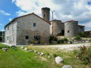 La Coustette autour de la Clause, une chambre d'hôte sur le Chemin de Saint-Jacques de Compostelle