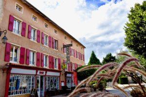 Hôtel des voyageurs à Saint-Paulien - Haute-Loire