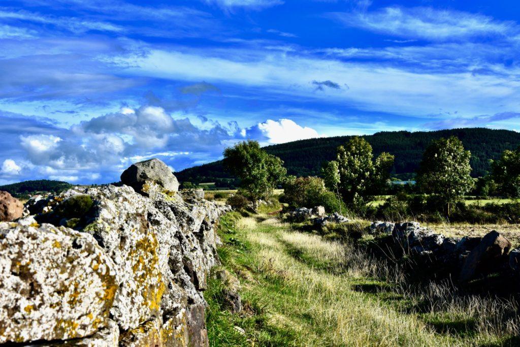 Itinéraires de pleine nature à vélo électrique en Auvergne