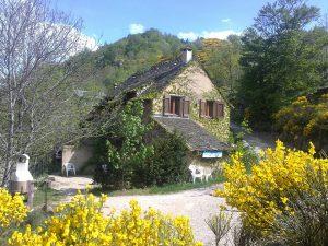 Gîte du Chatsel- Pont-de-Montvert