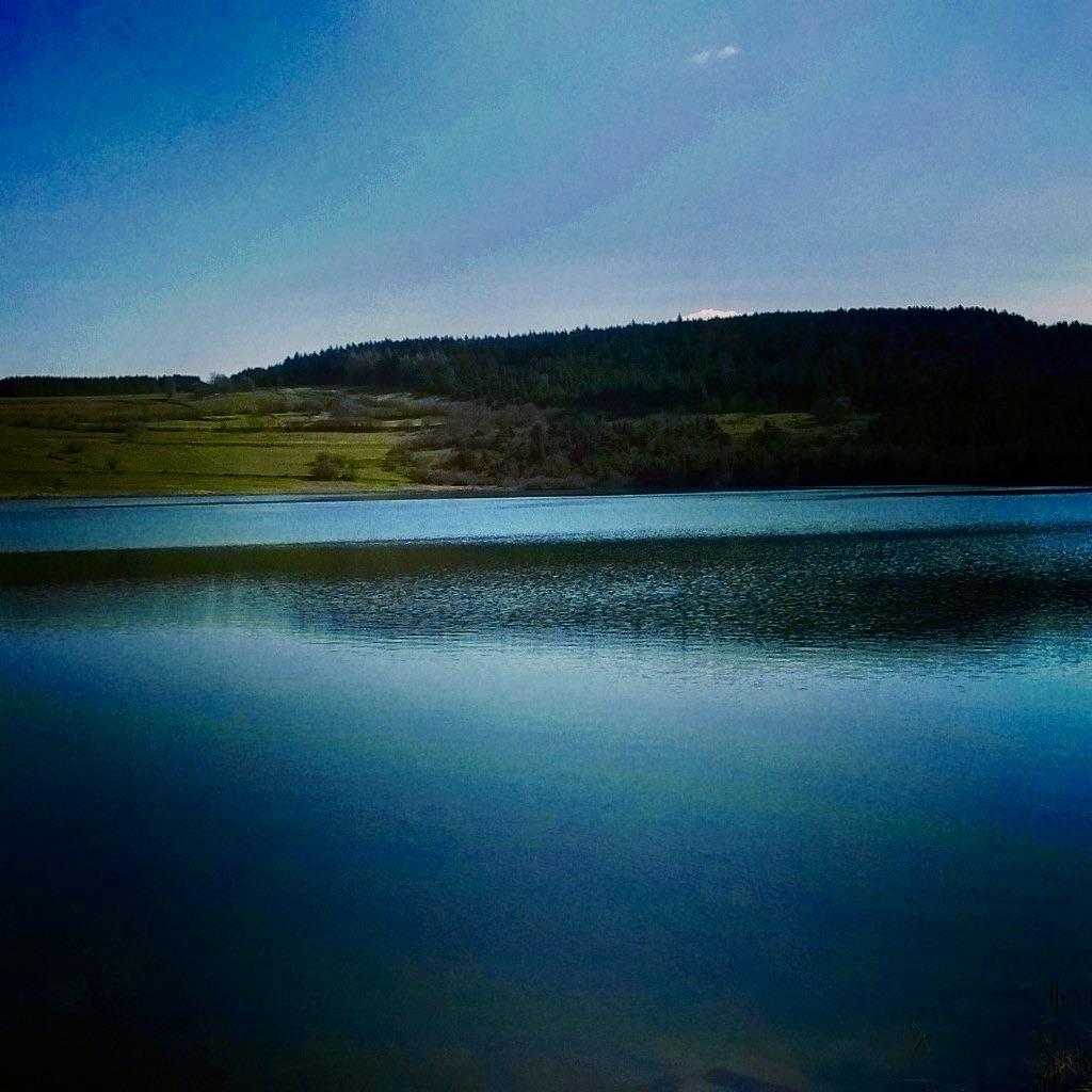 Le lac volcanique de Saint-Front - Haute-Loire