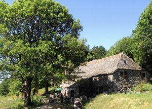 Auberge de Bachasson - sainte-Eulalie- Ardèche