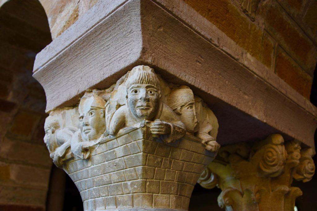 Les Richesses de l'Abbaye de Conques - Rouergue