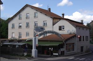 Hôtel La Grande Halte - La Bastide Puylaurent